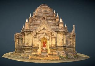 Google создала карту трехмерных памятников архитектуры