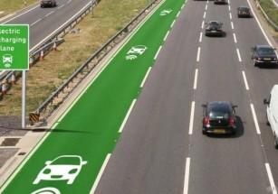 Шведы построили дорогу с подзарядкой для электрокаров