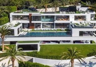 Самый дорогой американский особняк подешевел на 62 млн долларов