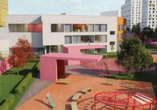 Детсад войдет в состав нового крупного ЖК в восточной части столицы