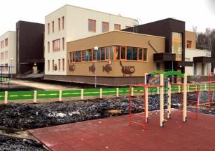 Детский сад в жилом микрорайоне «Одинбург» введен в эксплуатацию