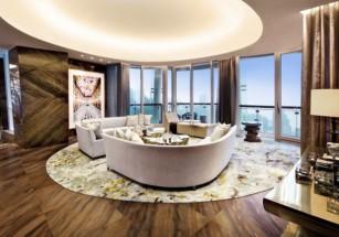 В самом центре столицы продается две с половиной сотни квартир дороже $1 млн