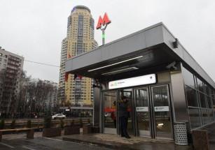 Возле десяти станций столичного метрополитена экспонируется более 31,6 тыс. квартир