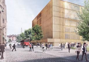 Возведение Нобелевского Центра отменено судебной инстанцией