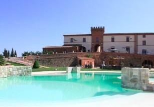 В Тоскане продают замок 15 столетия