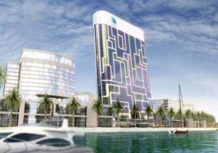 В Дубае завершается строительство башни-iPad