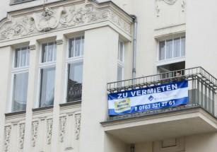 Аренда палатки на балконе предлагается в Германии