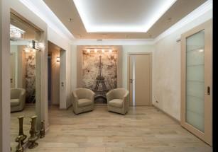 Дети хотят иметь в квартире большой коридор