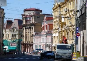 В мае самая дешевая элитная «первичка» продавалась в Мещанском районе