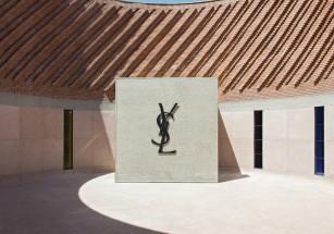Музей в Марракеше популяризирует наследие Ива Сен-Лорана