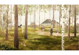Подведены итоги конкурса на лучшую концепцию благоустройства территории бывшего дома отдыха «Опалиха»