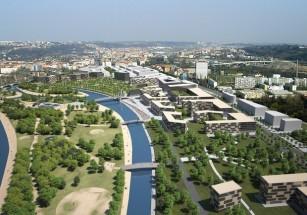 Роганский остров в Праге станет жилым районом