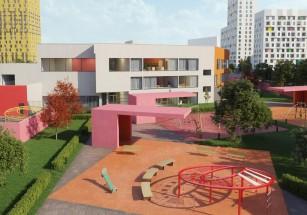 Детсад на полсотни мест войдет в состав нового ЖК в юго-восточной части столицы