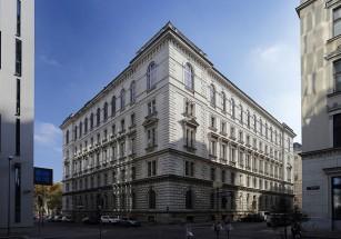 Главный австрийский телеграф станет жилым домом