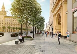 Облик столицы изменил проект «Моя улица»