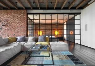 Три четверти апартаментов «лофт» относятся к сегменту «бизнес»