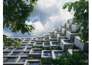 Ипотека на апартаменты в комплексе HILL8 от СМП Банка - от 9,29%* годовых