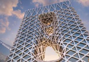 В Макао сдан в эксплуатацию отель по проекту Zaha Hadid