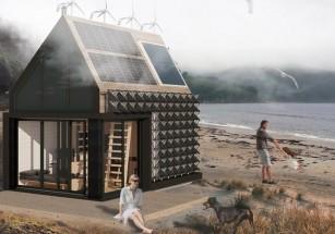 Для жителей Дальнего Востока создали автономное жилье