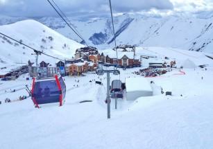 В Грузии строят горнолыжный курорт еврокласса