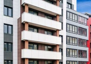 Место старых пятиэтажек в СЗАО занял новый жилой комплекс