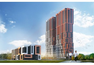 Новый проект от ДОНСТРОЙ: жилой комплекс «ОГНИ» в Раменках