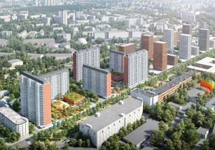 Социальные объекты, крупный гараж, два парка и сотни рабочих мест появятся в составе нового ЖК в ВАО