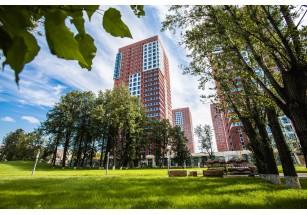 В ЖК Sreda появится собственный парк