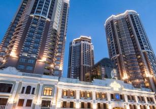 Элитный «квадрат» достигает ценового максимума на этапе монтажа средних этажей