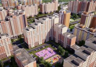 На юго-востоке Москвы до конца года будет сдано наибольшее количество ЖК массового сегмента