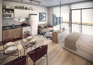 На самые компактные апартаменты в новостройках приходится десятая часть предложения