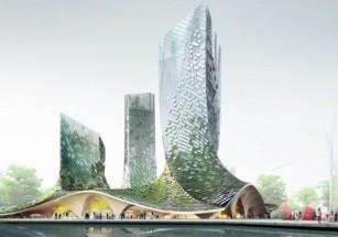 Китай и Франция построят эко-башню