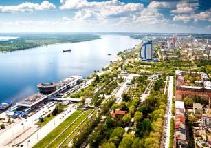 Самая просторная из наиболее дешевых квартир продается в Волгограде