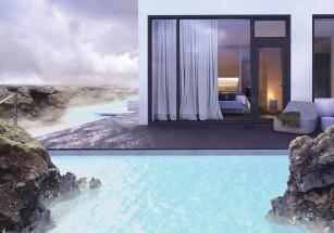 В геотермальном парке Исландии появился роскошный отель