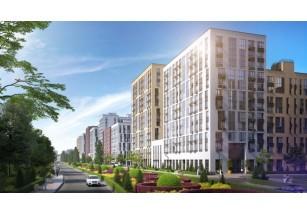 В ЖК «Скандинавия» стартуют продажи квартир у площади Туве Янссон
