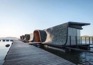 В Таиланде появился курорт на воде