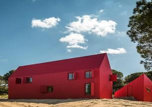 Португальский архитектор спроектировал дом-маркер
