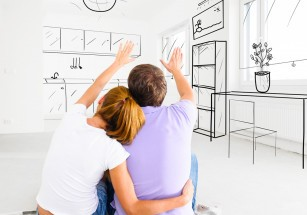 Четверть покупателей столичной недвижимости желает разъехаться с родителями