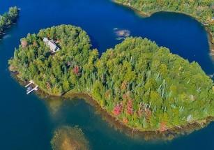 Частный остров в Висконсине можно купить за 1,2 млн долларов