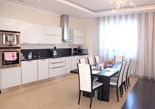 Самая большая кухня в арендных квартирах занимает третью часть жилья