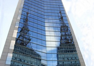 Мексиканский небоскреб Torre Reforma назвали самым прогрессивным