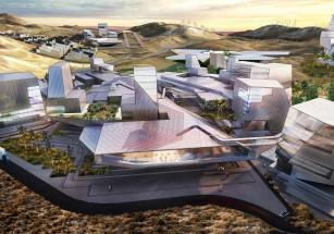 В американской пустыне построят блокчейн-город