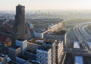 В Стокгольме введена в эксплуатацию самая высокая башня города