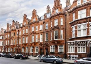В элитных районах Лондона запретили большую жилплощадь