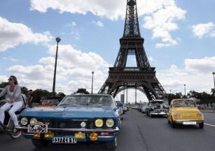 Центр французской столицы очистят от автотранспорта