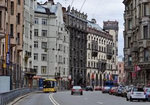 В Санкт-Петербурге самые дорогие студии продаются в Петроградском районе