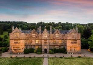 В Британии продают имение с 400-летней историей