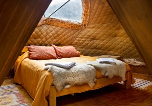 Палаточный отель в Чили награжден премией Международного архитектурного фестиваля