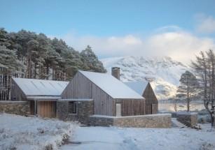 Проект Lochside House признан лучшим частным домом Великобритании