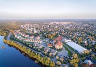 Только в трех районах Санкт-Петербурга аренда квартир за год подешевела
